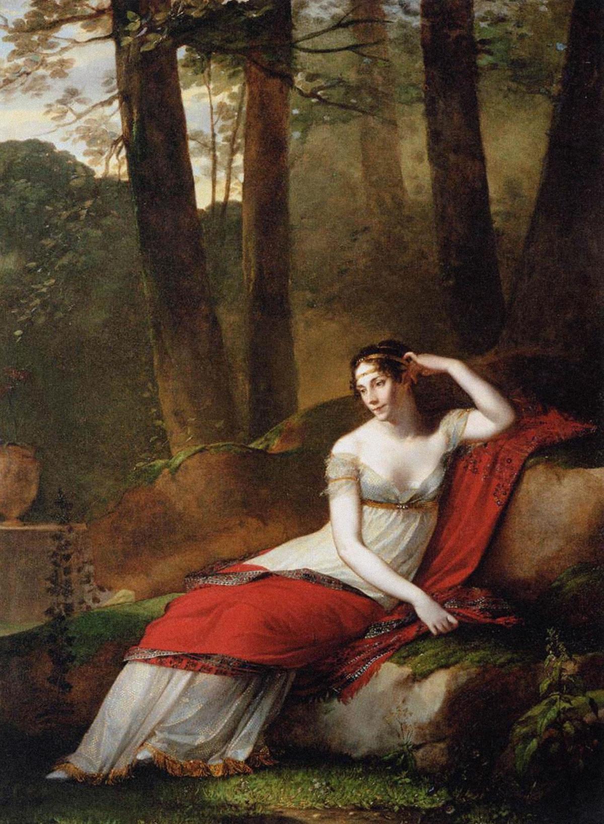 L'Impératrice Joséphine tableau peint par Pierre-Paul Prud'hon