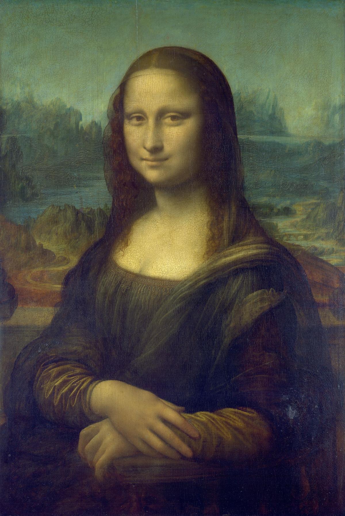 La Joconde tableau peint par Léonard de Vinci
