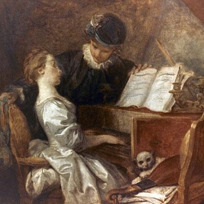 La leçon de musique